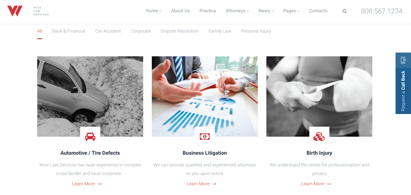 what premium wordpress themes should law firms use